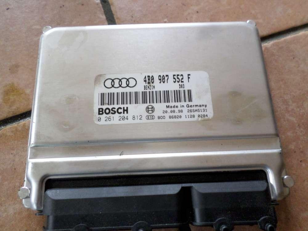 Audi A6 Motorsteuergerät 4B0907552F