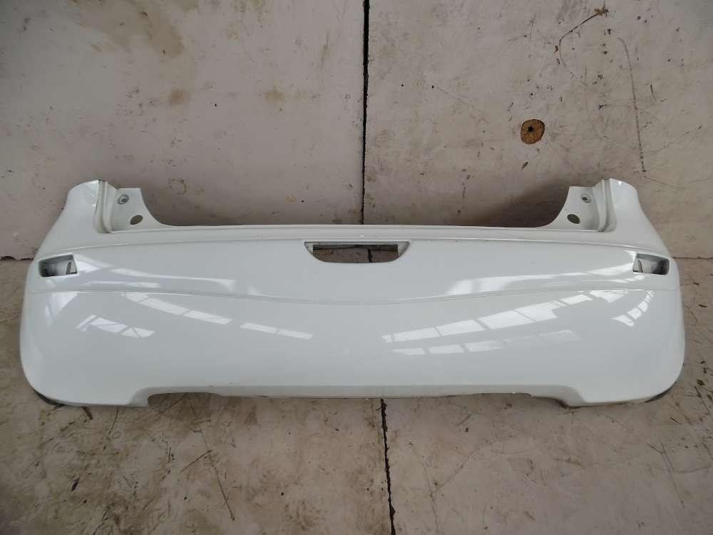 NISSAN Note (E11) Stoßstange Stoßfänger hinten  Weiß Farb-Code Trim 326G 850229U040