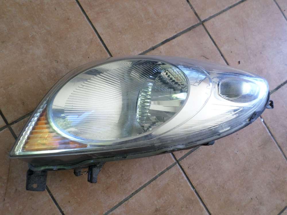 Nissan Note E11 Bj:2007 Scheinwerfer Rechts 26010 9U10A