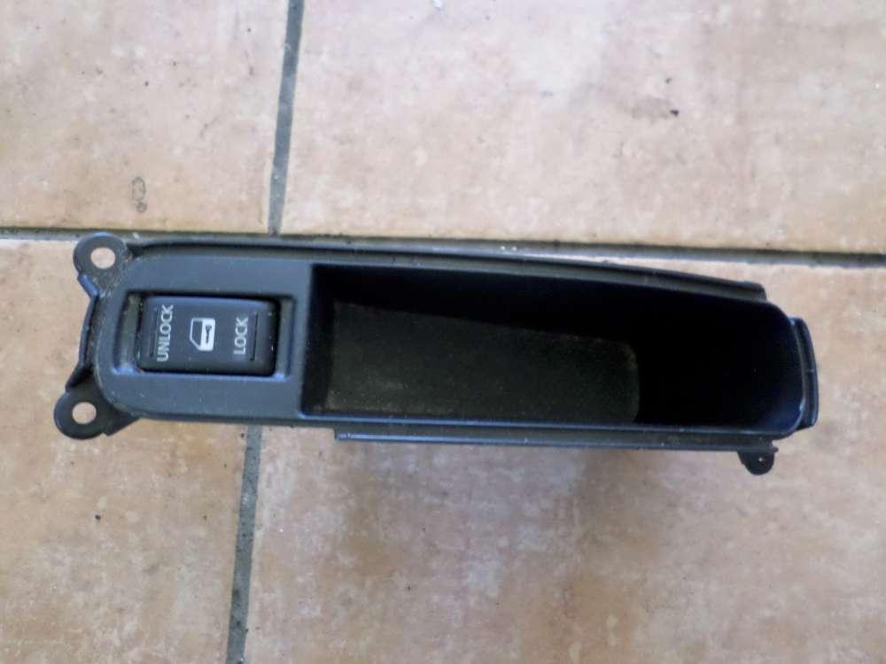Nissan Note E11 Bj:2007 Schalter Verriegelung mit Verkleidung 252109U00A