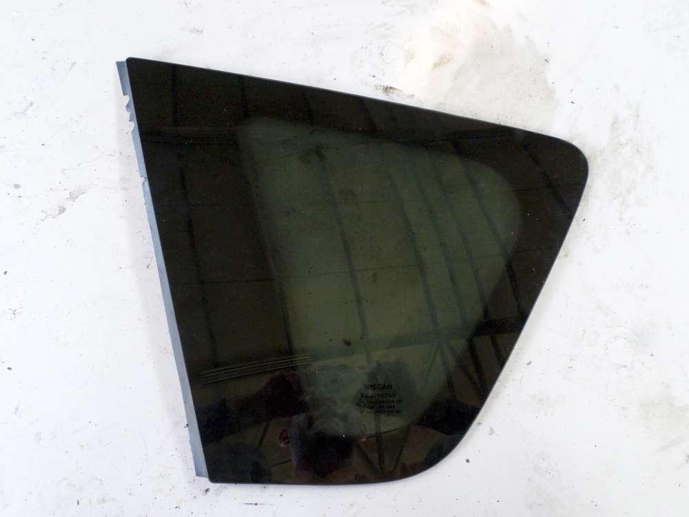 Nissan Note E11 Bj.2007 Türscheibe Glas Hinten Links