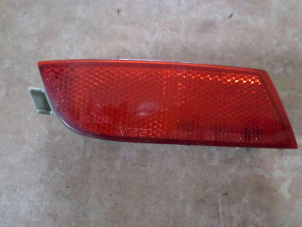 Nissan Note E11 Bj:2007 Reflektor Stoßstange Hinten Rechts 250-24740