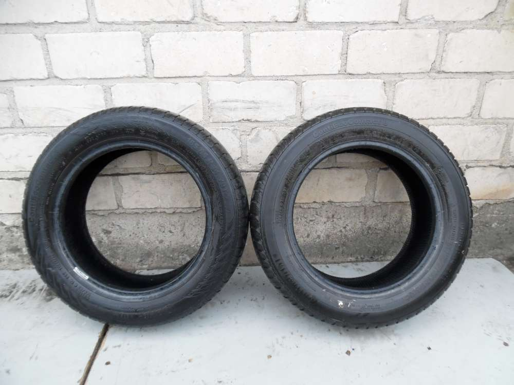2x  Sommerreifen 165/65 R 14 79T CONTINENTAL EcoContact Dot: 3306 Profile: 5 mm