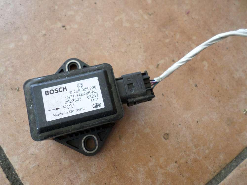 Ford Mondeo Kombi Querbeschleunigungssensor 1S7T-14B296-AD Bosch 0265005236