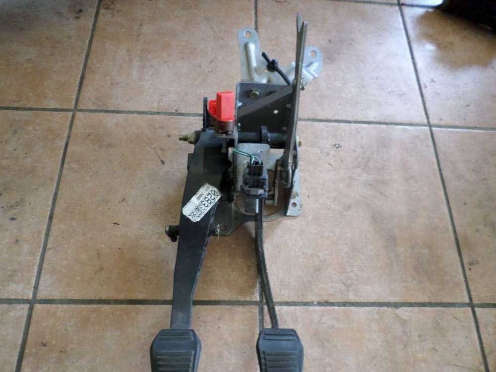 Ford Mondeo Pedalerie Pedal Pedaleinheit Bremse 1S71 2450EH