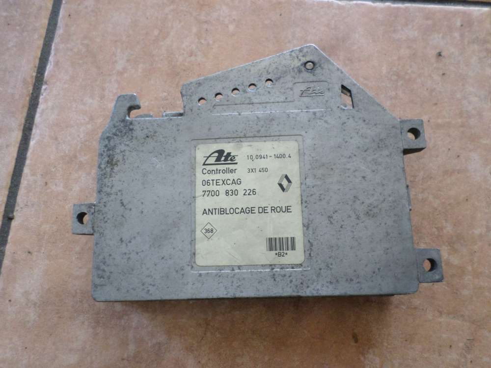 Renault Twingo ABS Steuergerät Controller 7700830226