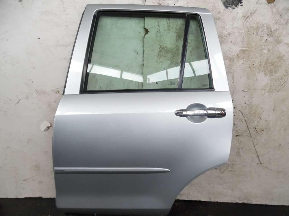 Mazda 2 DY Tür hinten links Farbe: Silber