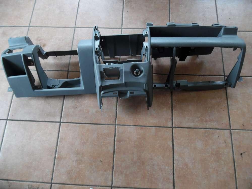 Mazda 2 DY Bj.2004 Armaturenbrett Unterteil Verkleidung unten