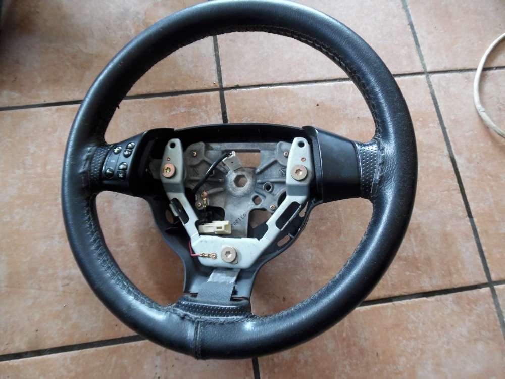 Mazda 2 DY Bj 2004 Lenkrad Multifunktionslenkrad