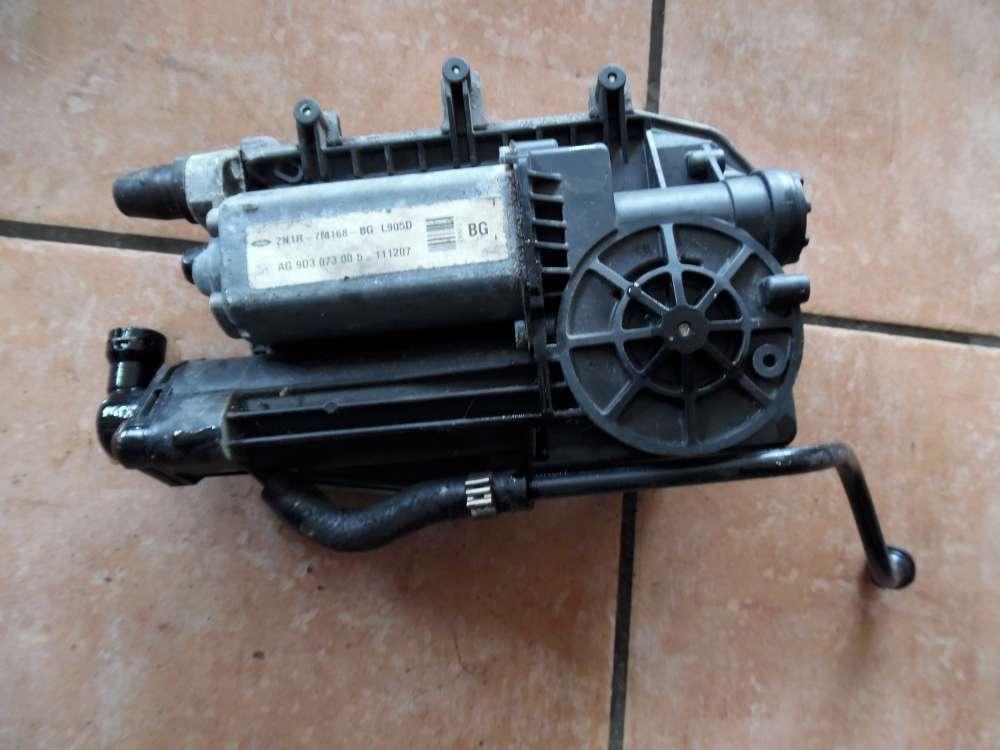 Mazda 2 DY Bj:2004 Easytronic Getriebesteuergerät 2N1R-7M168-BG