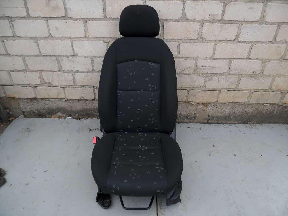 Mazda 2 DY Bj:2004 Sitz vorn links Fahrersitz Stoff mit Airbag Sitz vorn links Fahrersitz Stoff mit Airbag