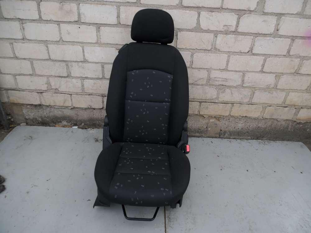 Mazda 2 DY Bj:2004 Sitz vorn Rechts beifahrersitz Stoff mit Airbag Sitz