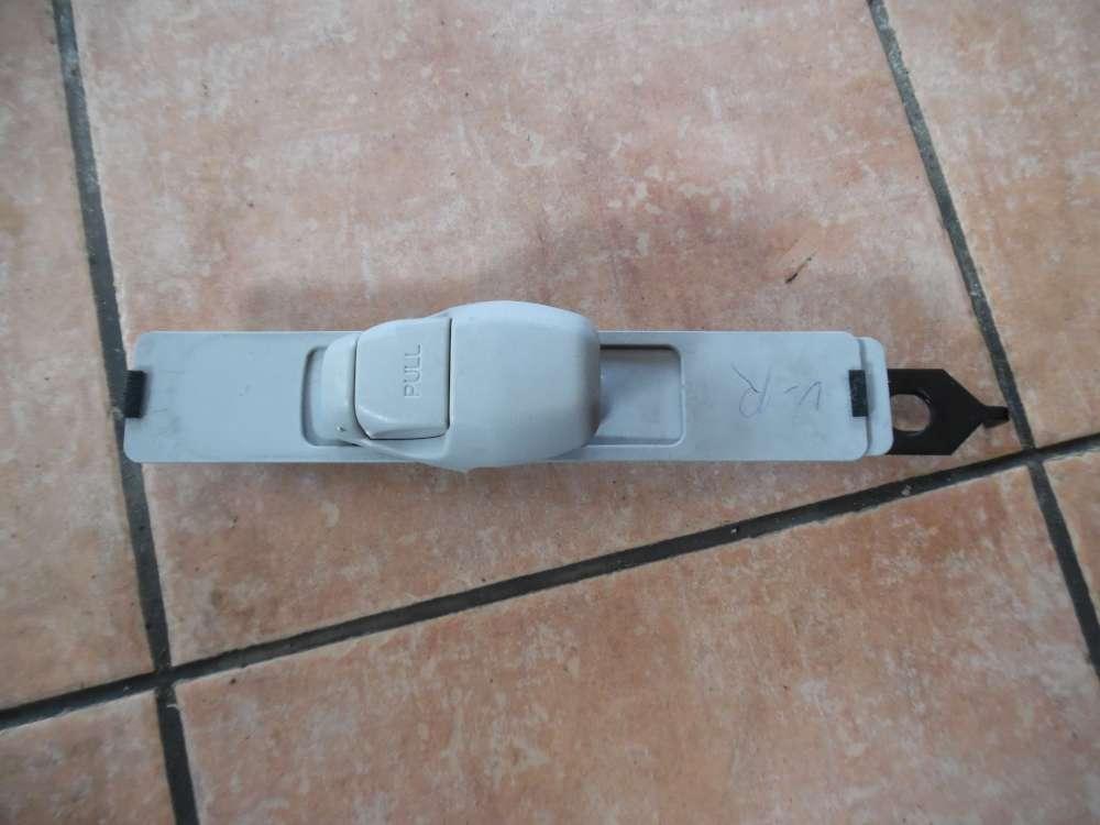 Mazda 2 DY Bj:2004 Höhenverstellung Sicherheitsgurt Gurt Einstellung Vorne Rechts