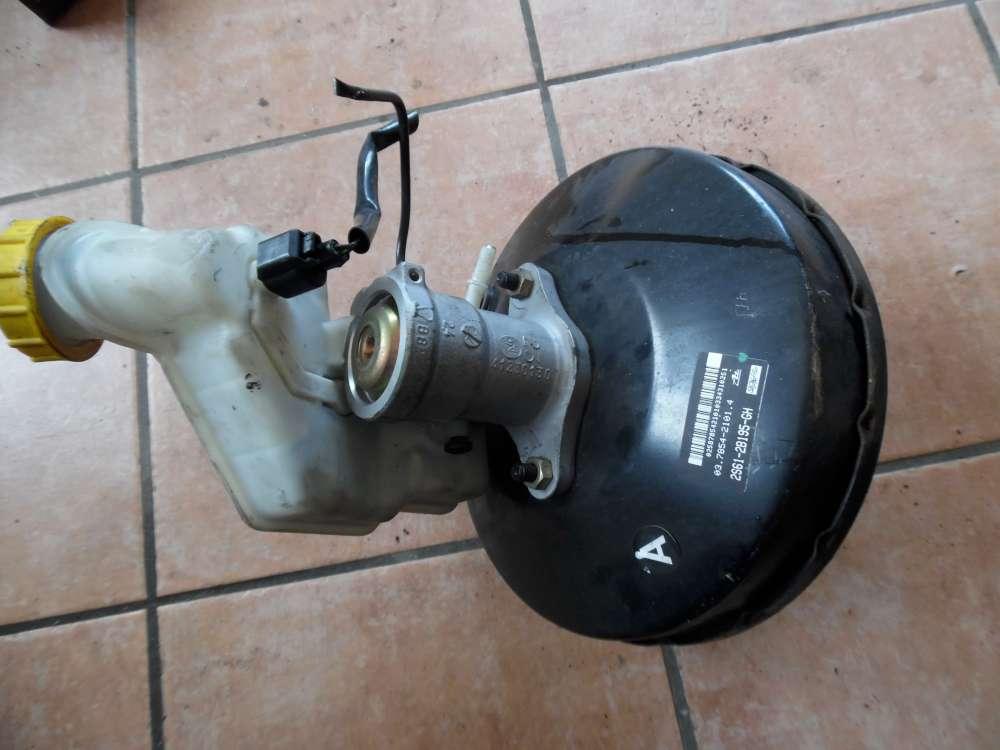 MAZDA 2 DY Bj:2004 Bremskraftverstärker Hauptbremszylinder 2S612B195GH