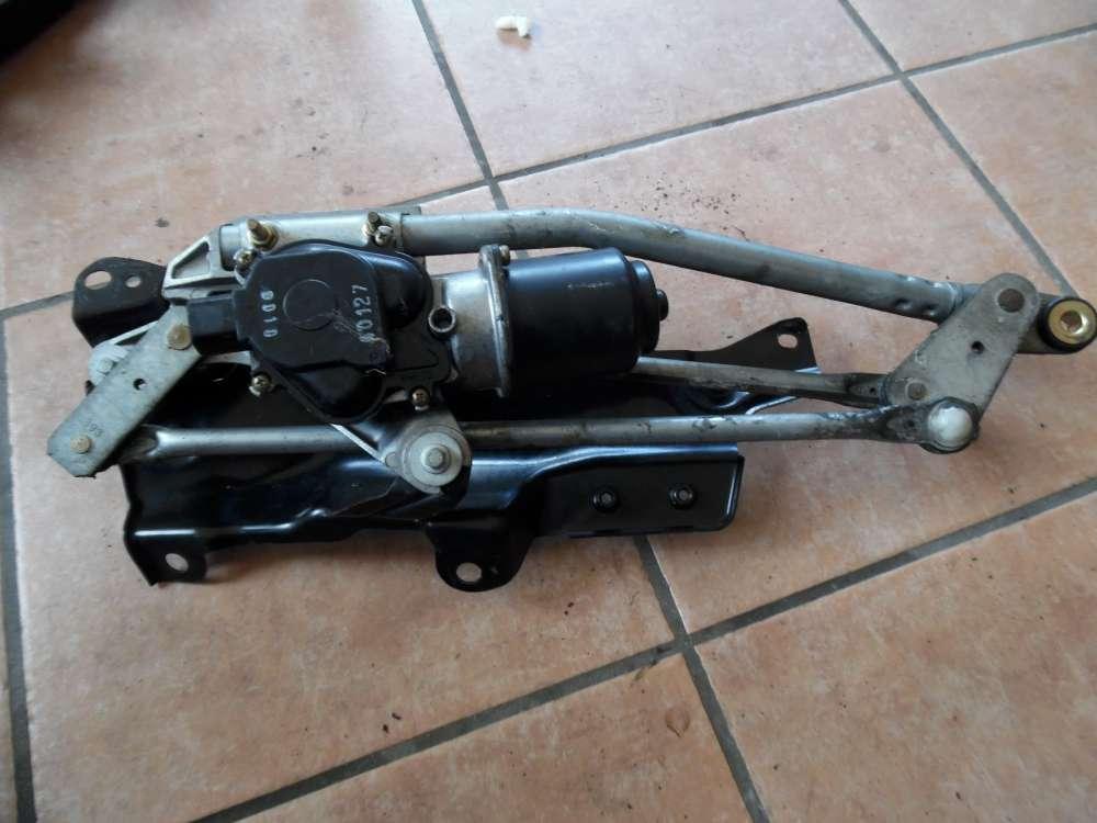 MAZDA 2 DY Bj.2004 Wischermotor Scheibenwischermotor Motor vorne