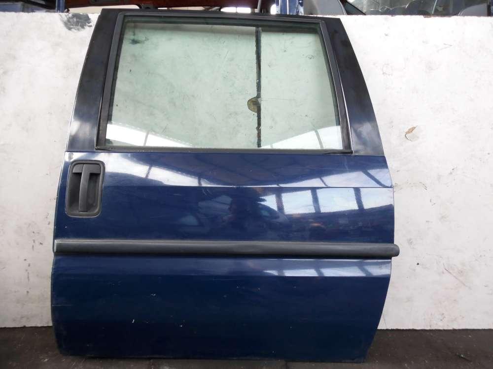 Fiat Ulysse 220 Bj 1995 Tür Links Hinten Farbe: Dunkelblau