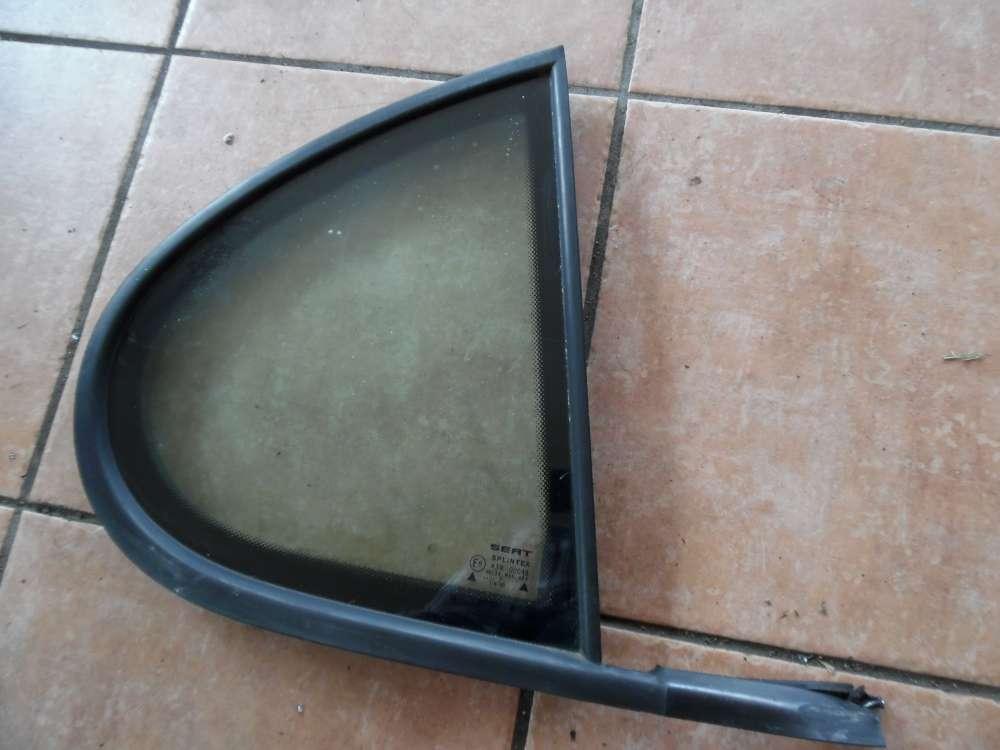 Seat leon 1M Bj 2003 Scheibe Seitenscheibe Hinten Rechts