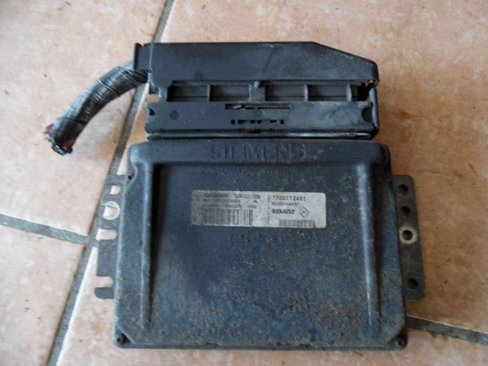 Renault Espace JE Bj:2001 Motorsteuergerät 7700112451