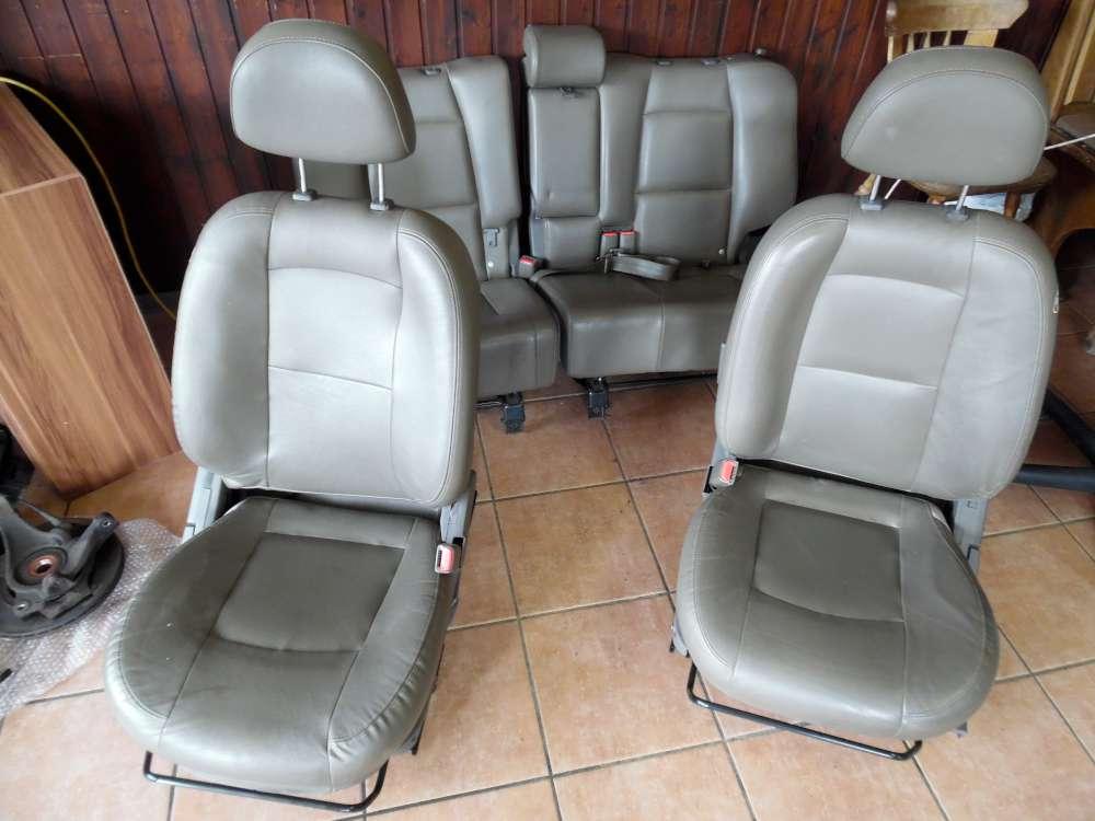 Hyundai Santa Fe Bj 2004 5-Türer Komplett sitze Leder