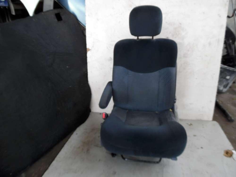 Renault Espace JE Bj:2001 Fahrersitz Vorne Links mit Airbag und Armlehne