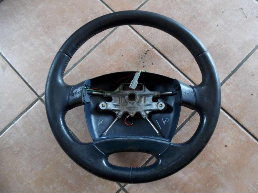 Renault Espace JE Bj:2001 Lederlenkrad Lenkrad 7700876276