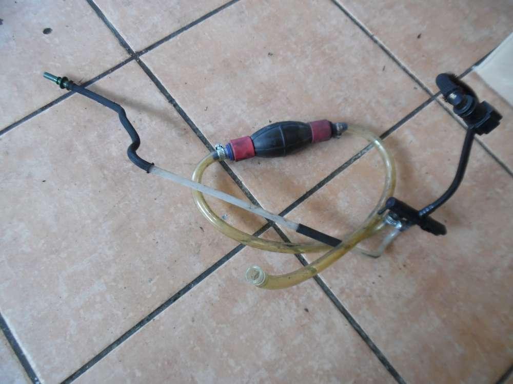 Mazda 2 DY Kraftstoffleitung Schlauch Sensor 9635692580