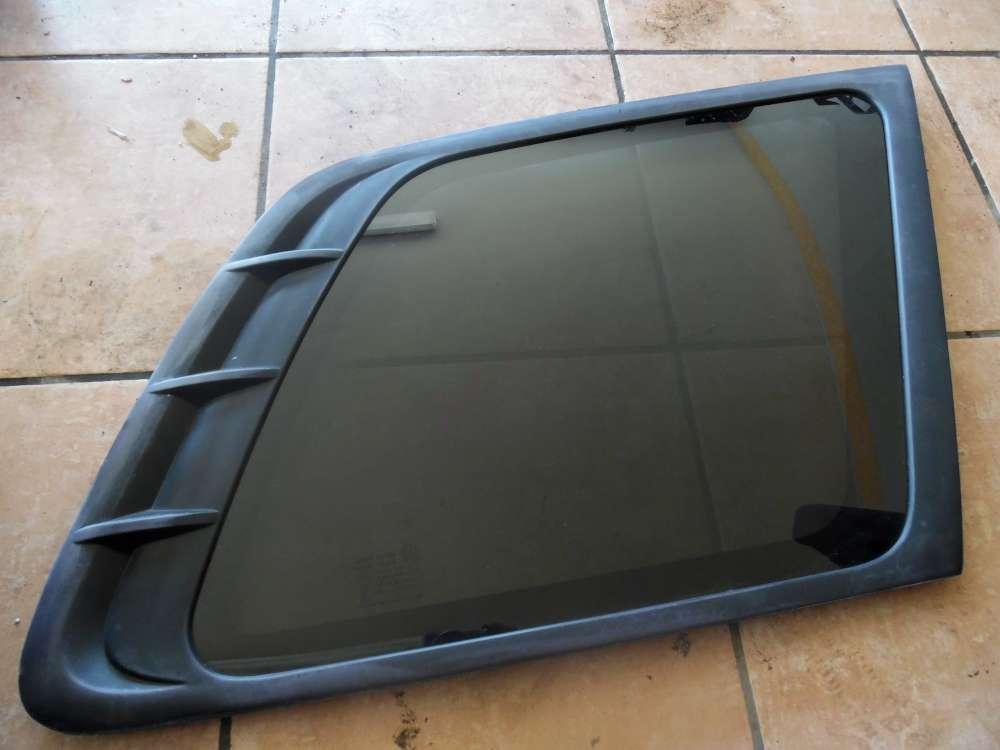 Hyundai Santa Fe I SM Bj 2004 Seitenscheibe Scheibe Hinten Rechts