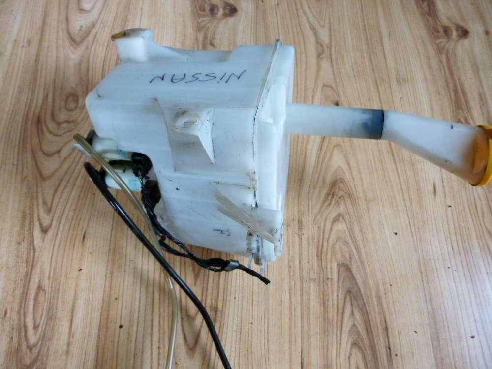 Nissan Almera N15 Wischwasserbehälter + Wischwasserpumpe  2224583 A