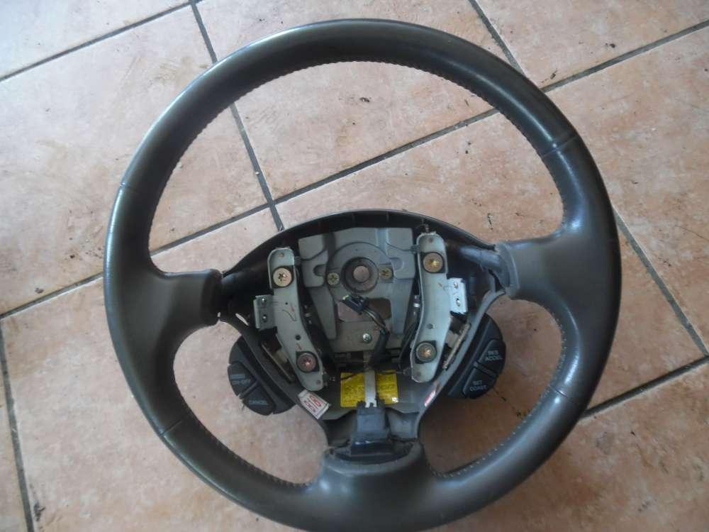 Hyundai Santa Fe I SM Bj 2004 Lenkrad Lederlenkrad