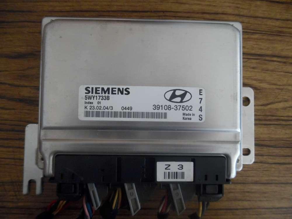 Hyundai Santa FE Orginal Motorsteuergerät Steuergerät 39108-37502