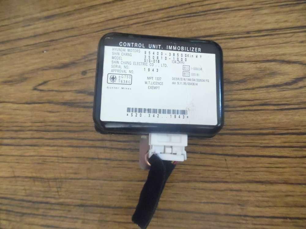 Hyundai Santa Fe Orginal Steuergerät 95400-38500