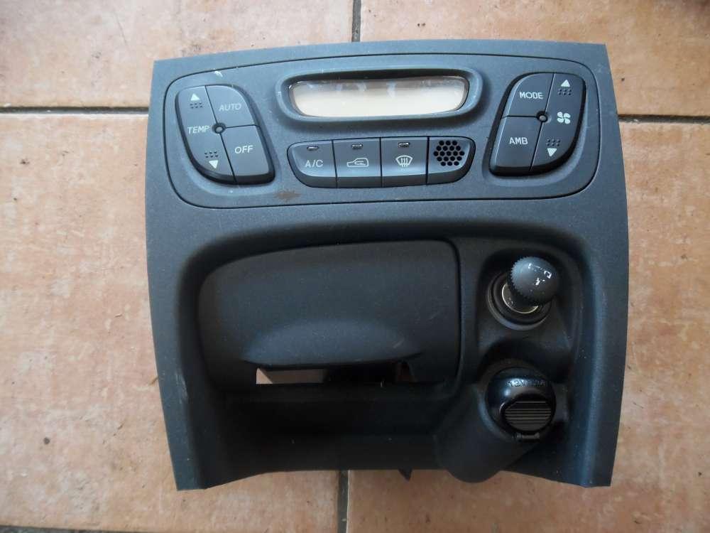 Hyundai Santa Fe Bj:2004 Mittelkonsole Verkleidung Mitte Aschenbecher