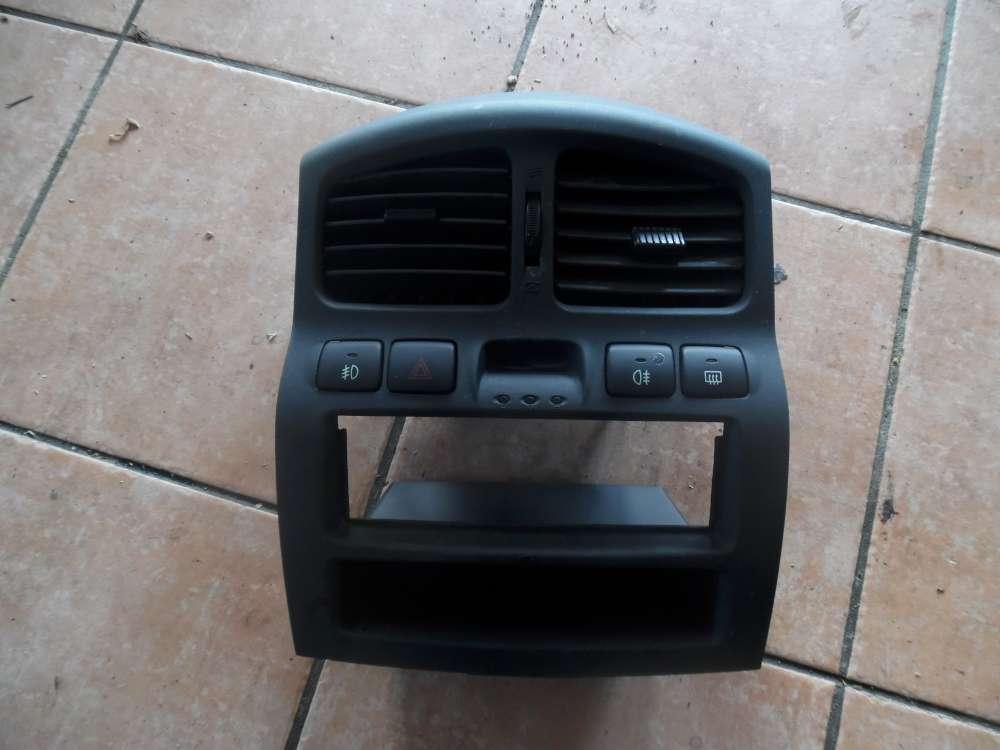 Hyundai Santa Fe SM Bj:2004 Verkleidung Mittelkonsole Schalter Abdeckung