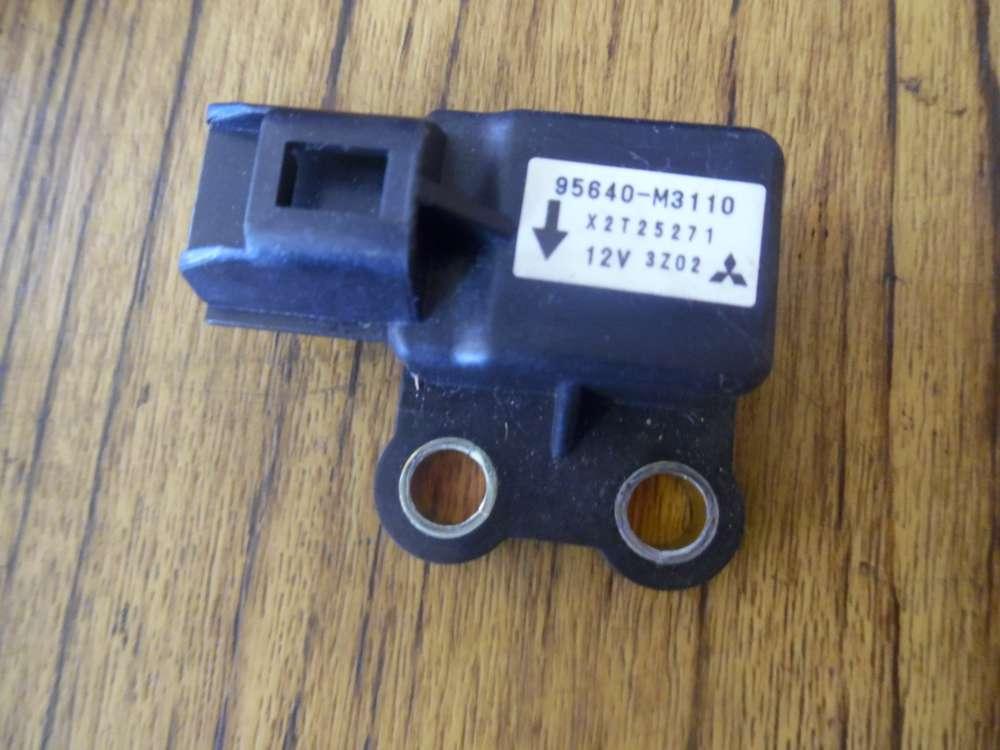 Hyundai Santa Fe Bj 2004 Airbagsensor Airbag Sensor Crashsensor 95640-M3110