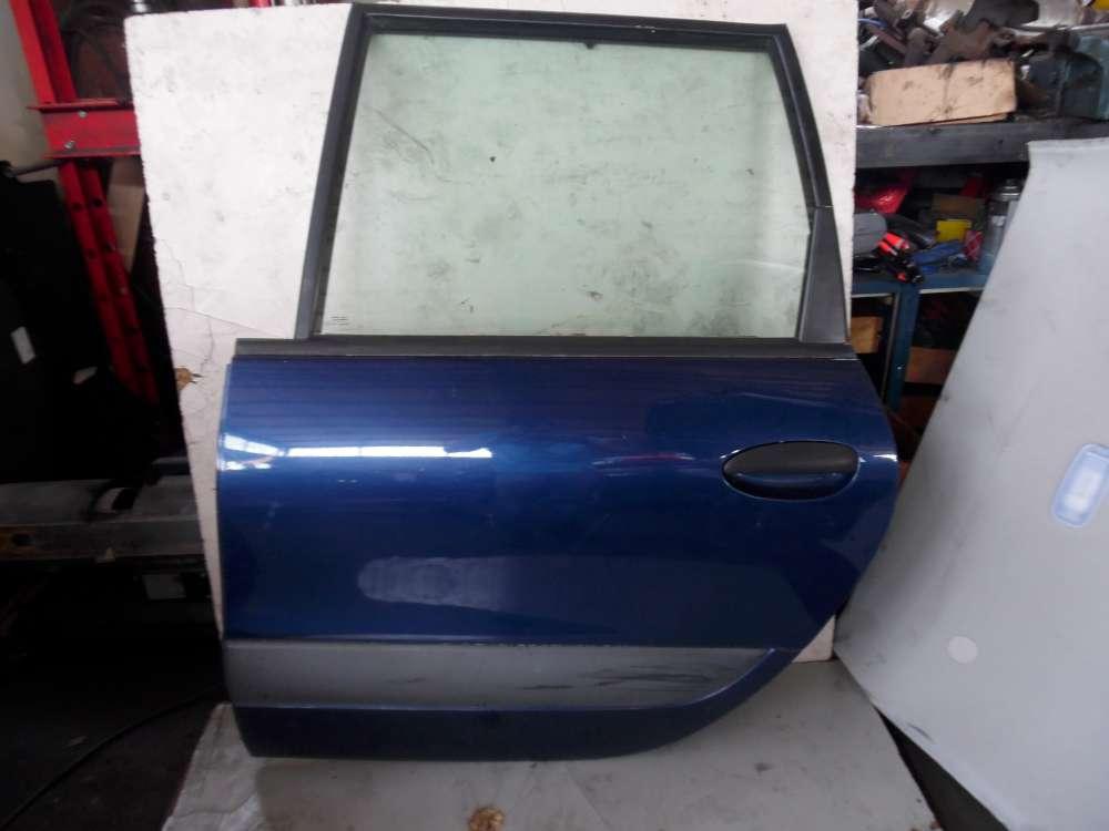 Renault Espace III JE Bj 2001 Tür Links Hinten  Blau Farbcode: NV 432