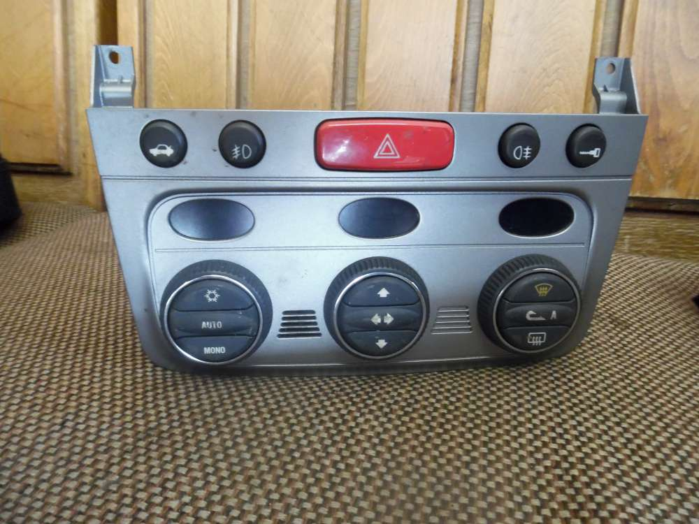 Alfa Romeo 147 Bj 2001 Heizungsbedienteil Klimabedienteil 46799632