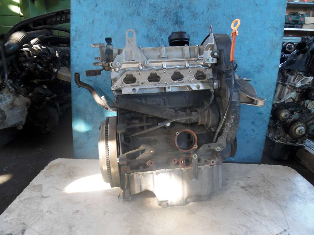 1,6l 16V 77KW 105PS Motor - BCB - Seat Leon 1M Bj 2003 120km
