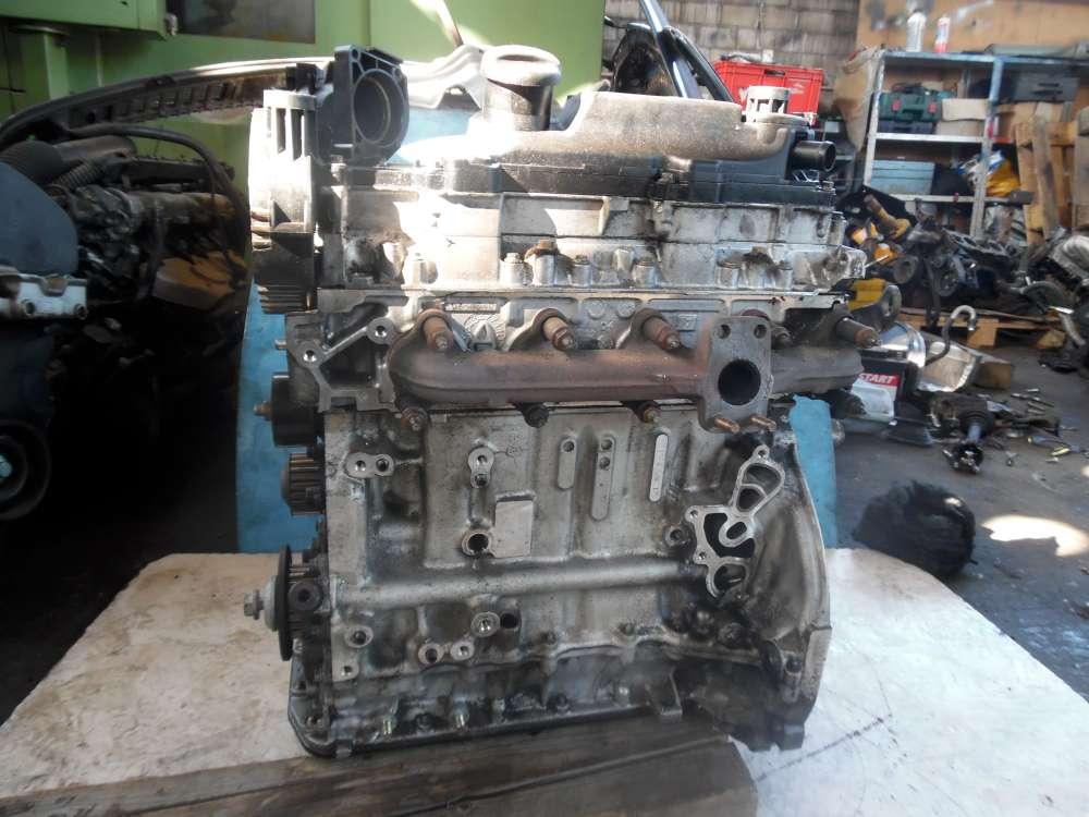 Mazda 2 DY Bj:2004 1,4 TDCI 50KW  Motor F6JA 125000 Km