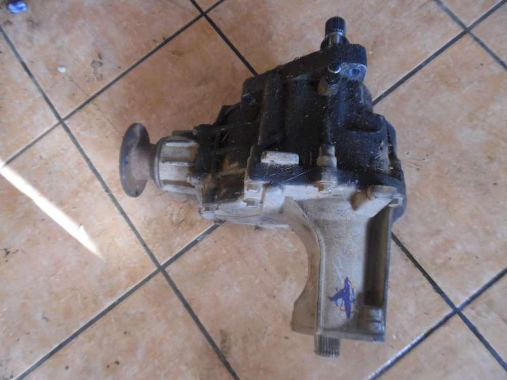 Hyundai Santa Fe I SM Bj 2004 Verteilergetriebe Getriebe vorne
