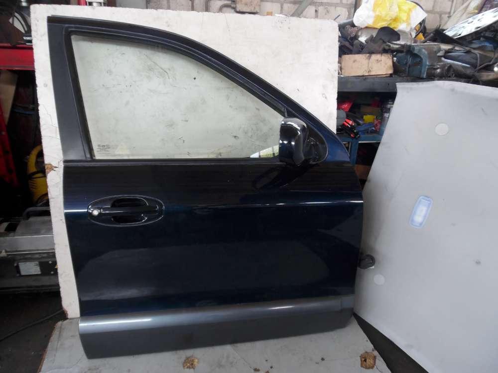 Hyundai Santa Fe Bj 2004 Tür Beifahrertür Vorne Rechts farbcode: LA6P