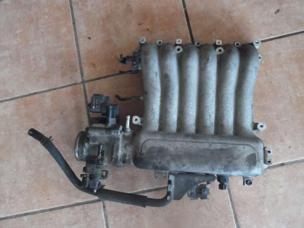 Hyundai Santa FE Bj 2004 Ansaugkrümmer Drosselklappenstellmotor 35150-33010