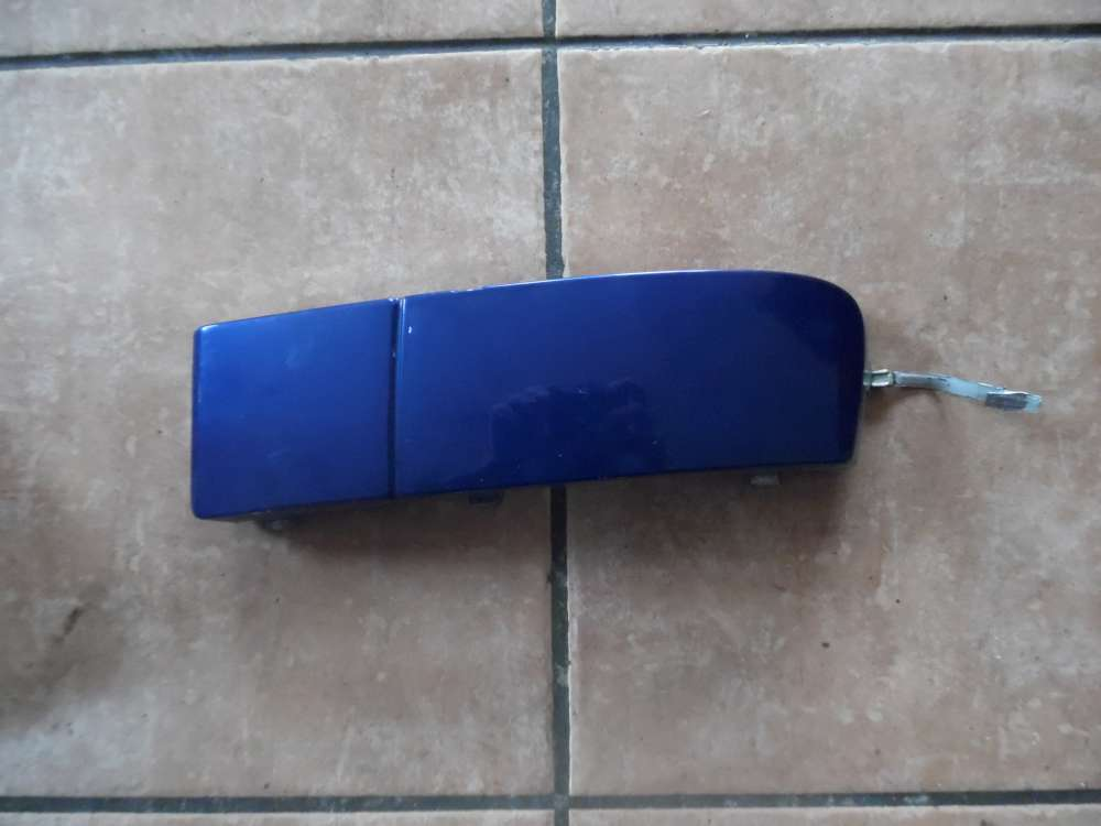 Seat Ibiza 6K Abdeckung Stoßfänger Vorn Links 6K0853665C