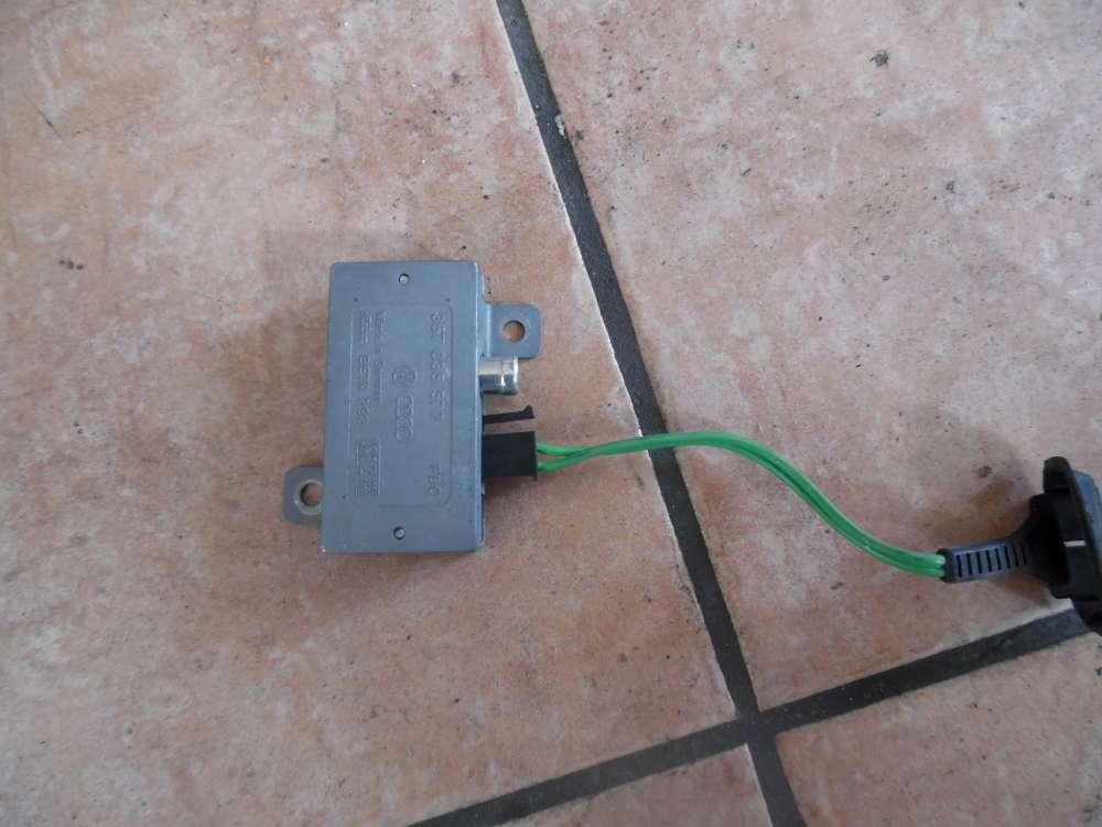 VW Passat Variant 35i original Antennenverstärker 357035577
