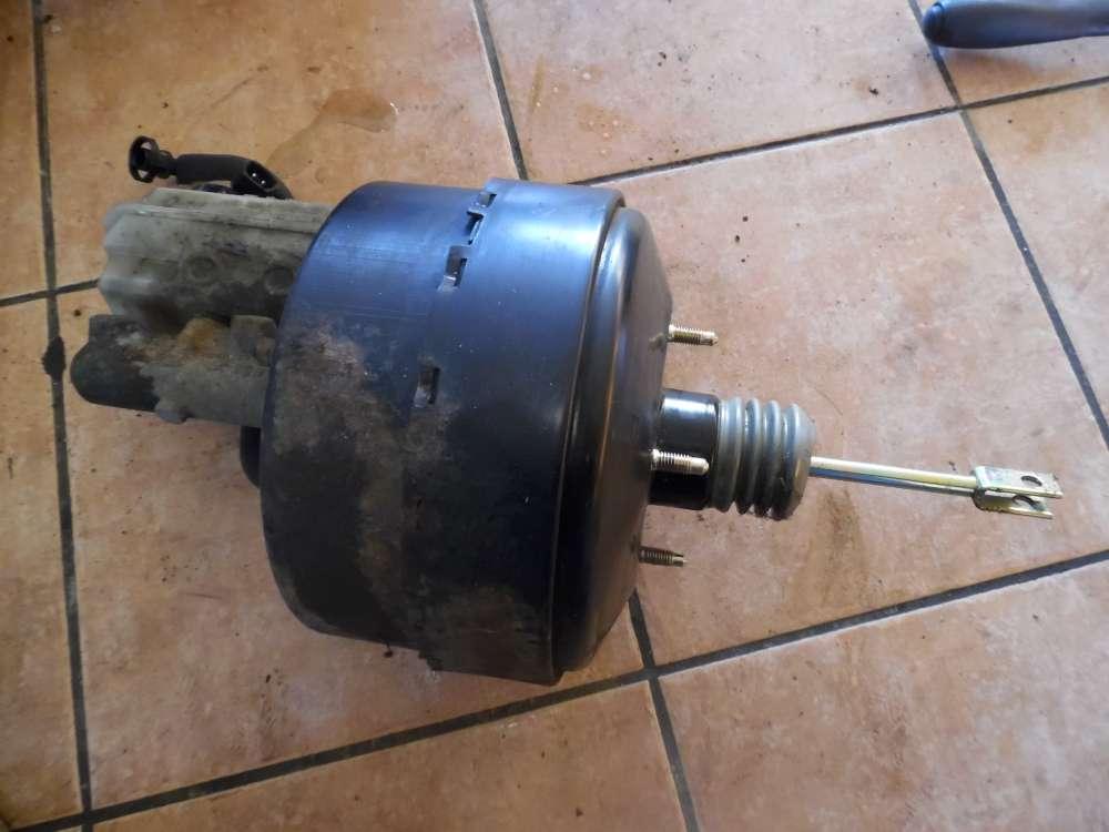 Renault Laguna K56 Bj 1998 Bremskraftverstärker mit Hauptbremszylinder 7700417044