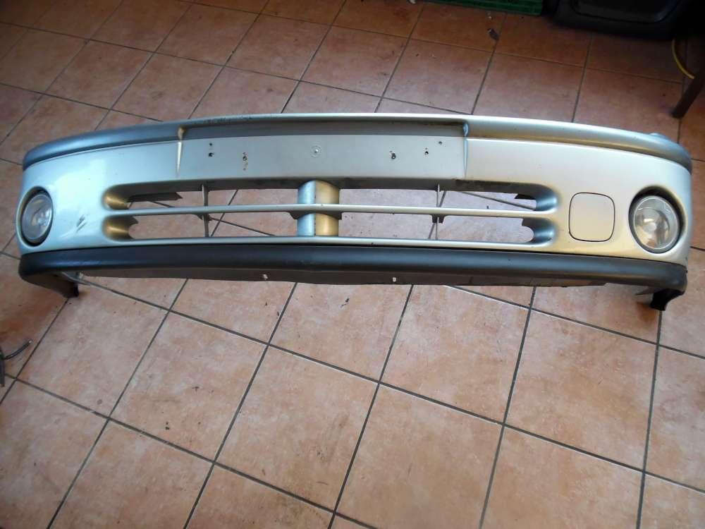Renault Laguna K56 Bj 1998 Stoßstange Stoßfänger Vorne Silber metallic Farbcode: MV640
