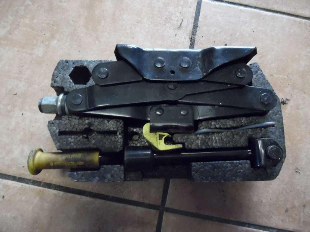 Renault Laguna K56 Bj 1998 Bordwerkzeug Werkzeugkasten Wagenheber 7700842012