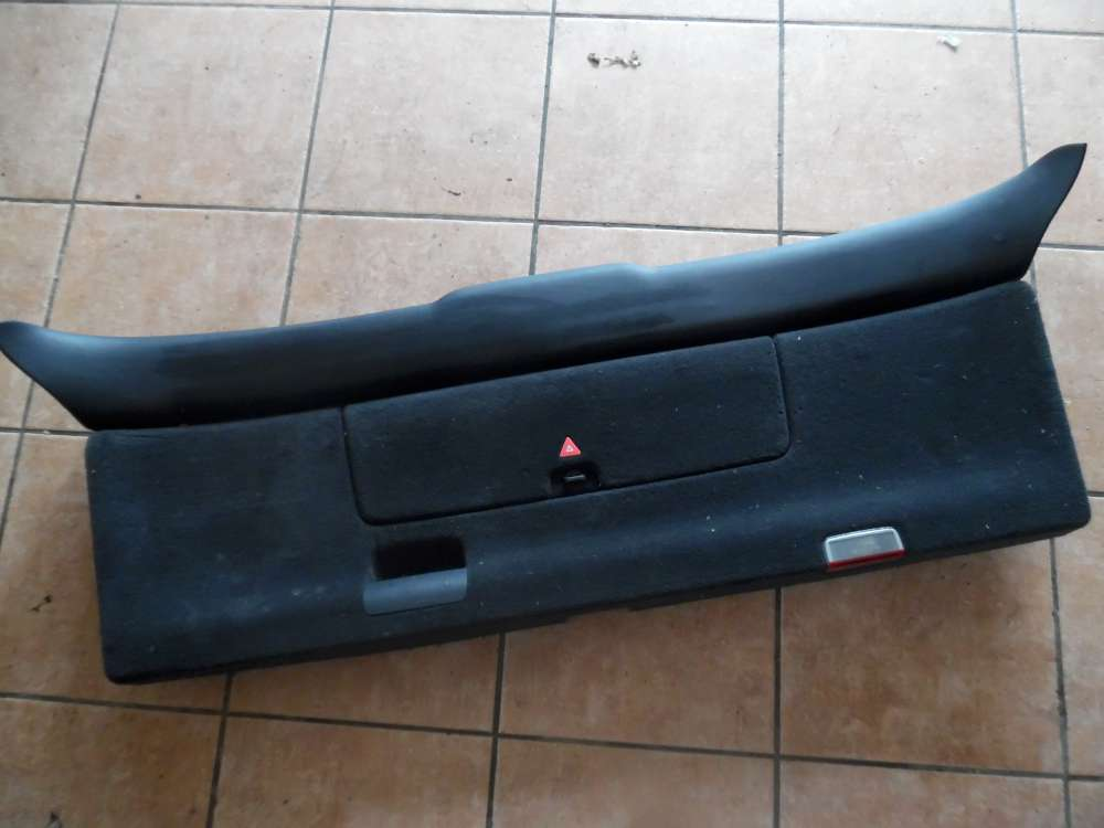 Audi A6 4B Bj 1998 Heckklappen Verkleidung Heckklappenverkleidung 4B9867979
