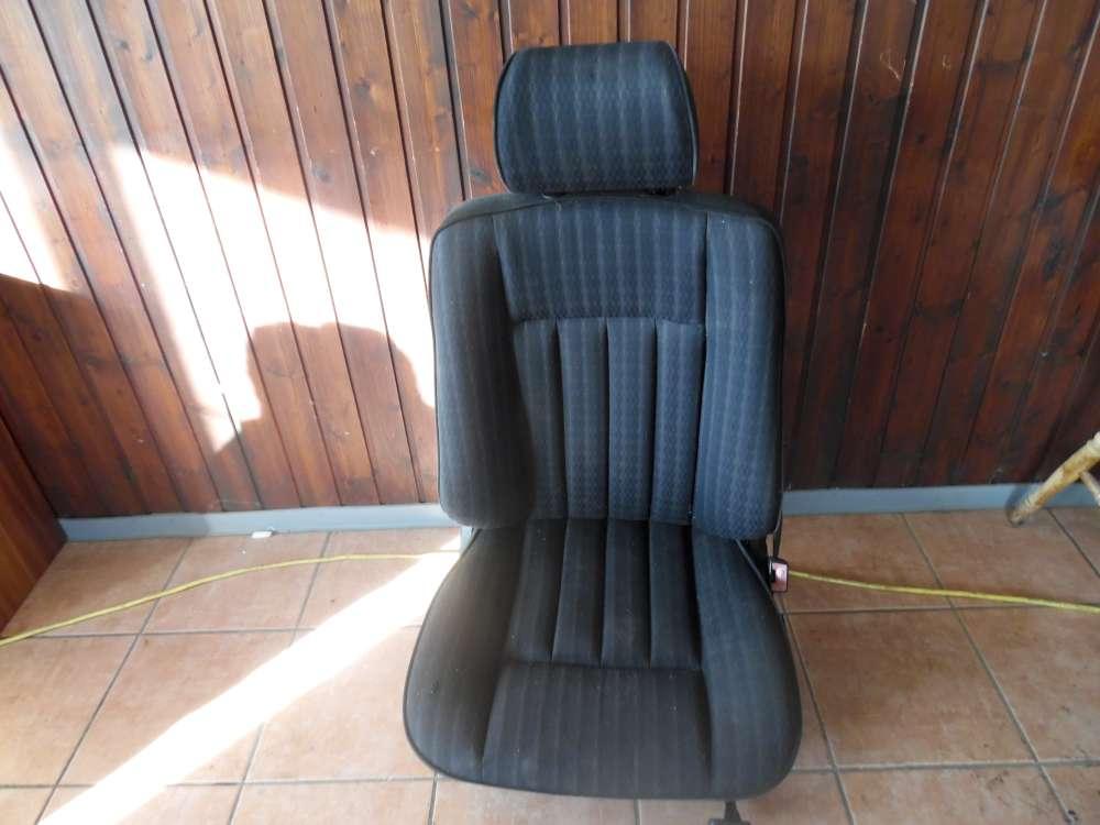 Mercedes Benz 124T (300TD) Bj 1989 Sitz Beifahrersitz mit Kopfstützte Vorne Rechts