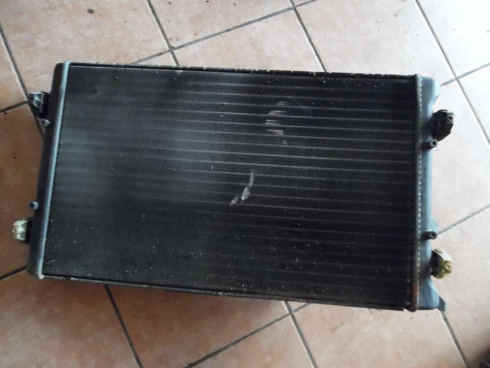 Audi A3 8L Kühler Wasserkühler Klimakühler Lüftermotor 1J0121253N 1J0121207D
