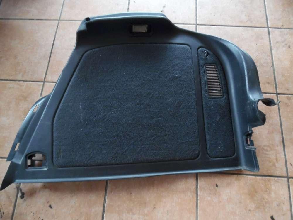 Audi A3 8L 1,8 Bj:98 Abdeckung Verkleidung Kofferraum Hinten Rechts 8L4863880